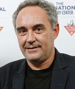Photo of Ferran Adrià