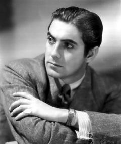 Foto von Tyrone Power