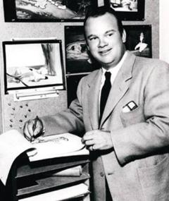 Photo de Tex Avery