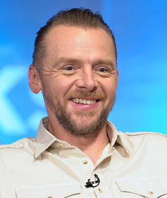 Photo of Simon Pegg