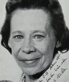 Photo of Maria Stadler