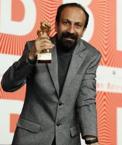 Photo of Asghar Farhadi