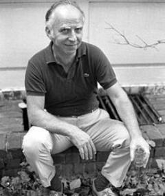 Photo of Alvin Boretz