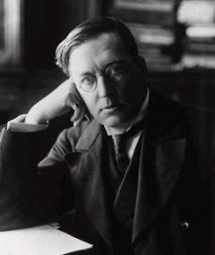 Photo of M.R. James