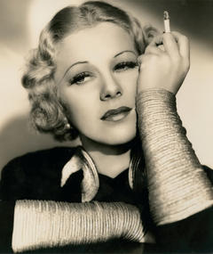 Photo of Glenda Farrell