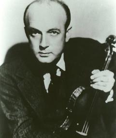 Photo of Joseph Szigeti