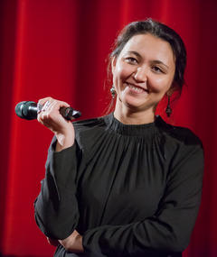 Photo of Saodat Ismailova