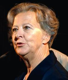 Photo of Dora van der Groen