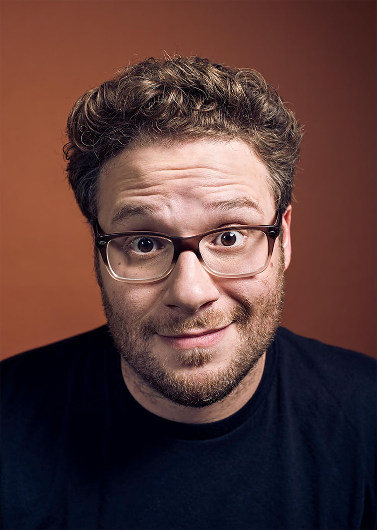 Image result for seth rogen