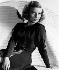 Photo of Margaret Sullavan