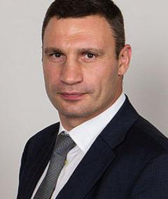 Photo of Vitali Klitschko