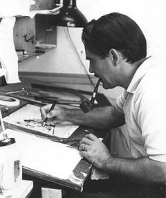 Photo of Walt Peregoy
