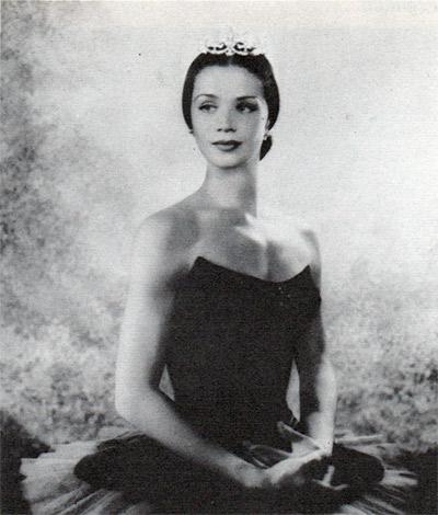 Melissa Hayden ballet