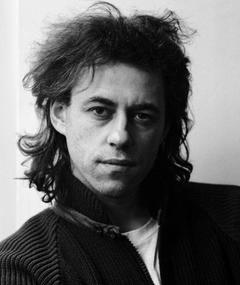 Foto av Bob Geldof