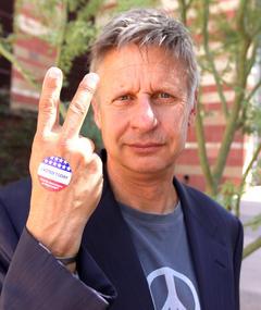 Photo of Gary E. Johnson