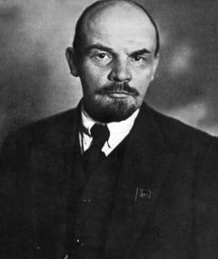 Photo of Vladimir Lenin