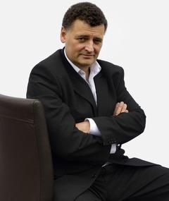 Photo of Steven Moffat