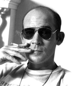 Photo of Hunter S. Thompson