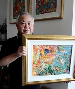 Photo of Yasuo Araki