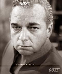 Photo of George Pravda