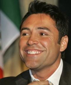 Photo of Oscar De La Hoya