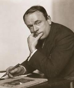 Photo of D.B. Wyndham-Lewis