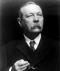 Photo of Arthur Conan Doyle