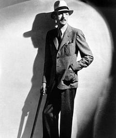 Photo of Dashiell Hammett