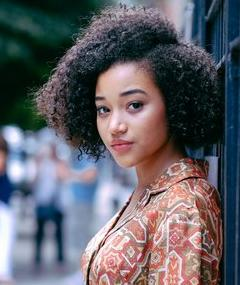 Photo of Amandla Stenberg