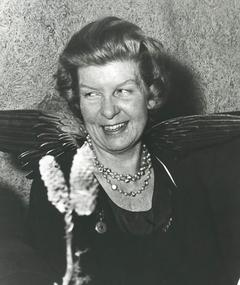 Photo of Annelise Reenberg
