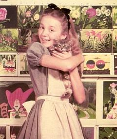 Photo of Kathryn Beaumont