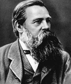 Photo of Friedrich Engels