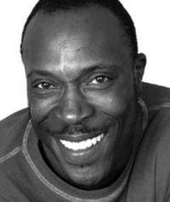 Photo of Patrick Mofokeng