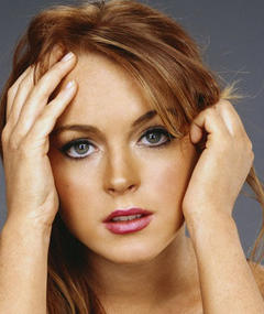 Photo of Lindsay Lohan