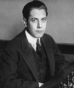 Photo of José Raúl Capablanca