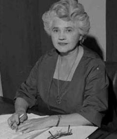 Photo of Jennie Lee