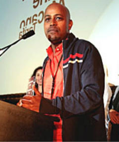 Photo of Zelalem Woldemariam