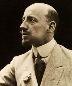 Photo of Gabriele D'Annunzio