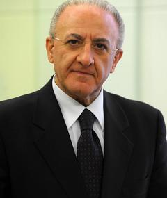Photo of Vincenzo De Luca