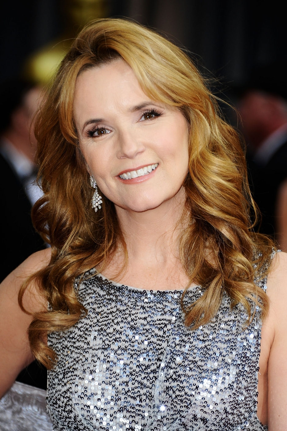 lea thompson friends