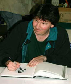 Photo of Sam Kieth