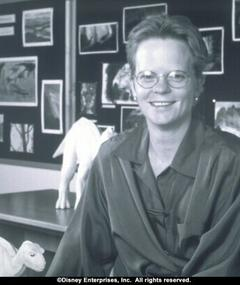 Photo of Pam Marsden