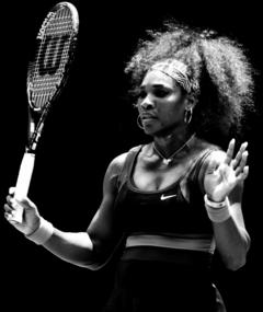 Foto von Serena Williams