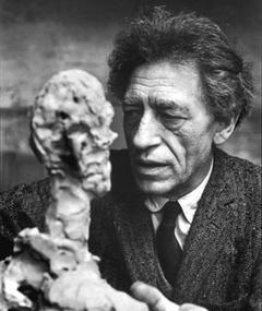 Photo of Alberto Giacometti