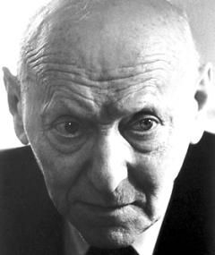 Photo of Isaac Bashevis Singer