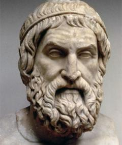 Photo of Sophocles