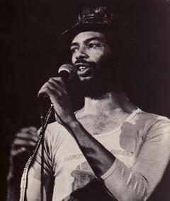 Photo of Gil Scott-Heron