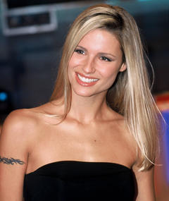 Photo of Michelle Hunziker