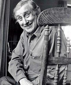 Photo of Spike Milligan