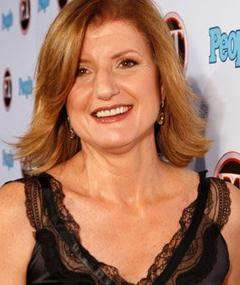 Photo of Arianna Huffington